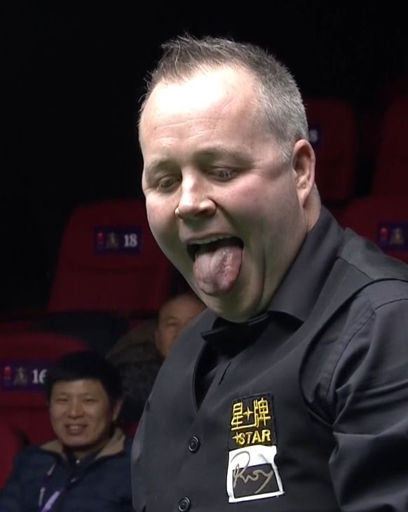 International Championship 2015 (Daqing, China) John Higgins - Shaun Murphy 6:0