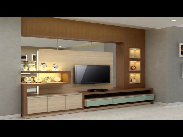 Best 40 Modern Tv Wall Units Wooden Tv Cabinets Designs For Living Room Interior 2020 Liv In 2020 Modern Tv Wall Units Wall Tv Unit Design Living Room Tv Unit Designs