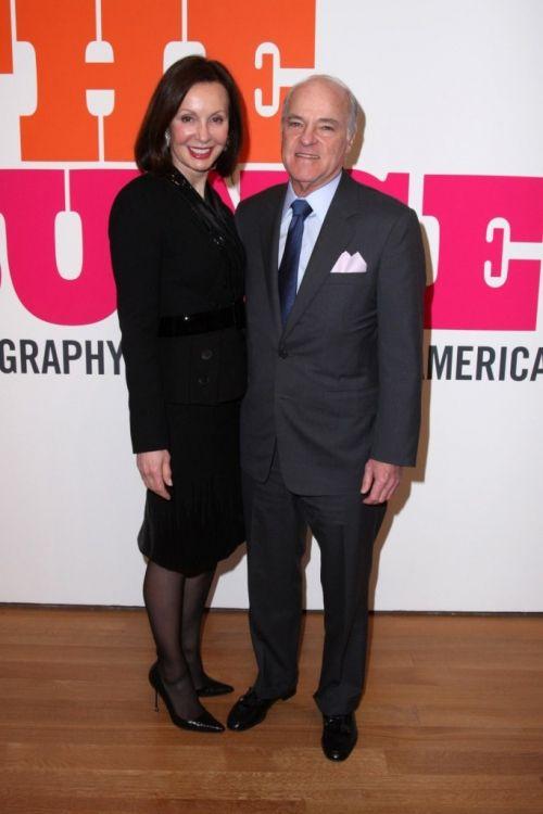 Marie-Josee and Henry Kravis