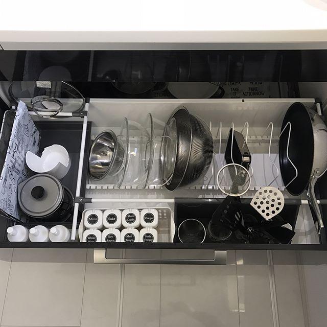 ニトリ キッチン収納アイデア特集 便利 コスパ アイテムですっきり整理整頓 Folk 収納 アイデア キッチン 収納 シンク下 収納 アイデア キッチン