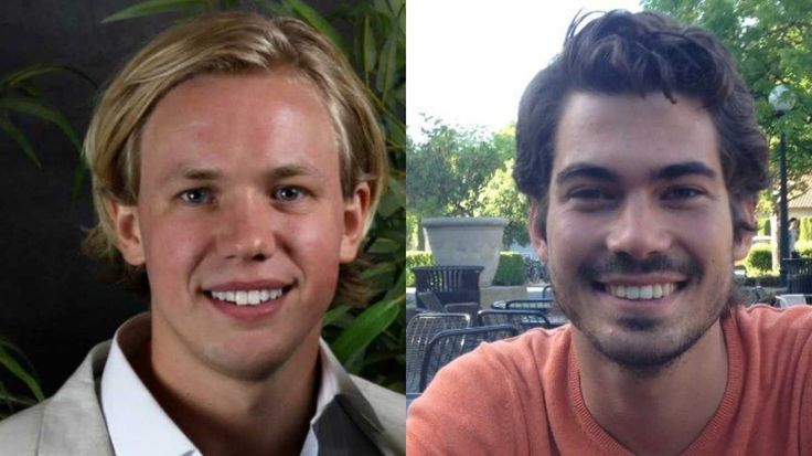 "The victim in the Brock Turner case has called the two grad students ""heroes."" Thank you Carl-Fredrik Arndt and Peter Jonsson!!!!"