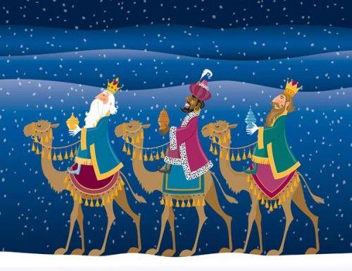 Reyes Magos-Imágenes Cristianas