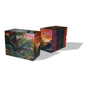 Harry Potter Box Set ... every single book is awesome.