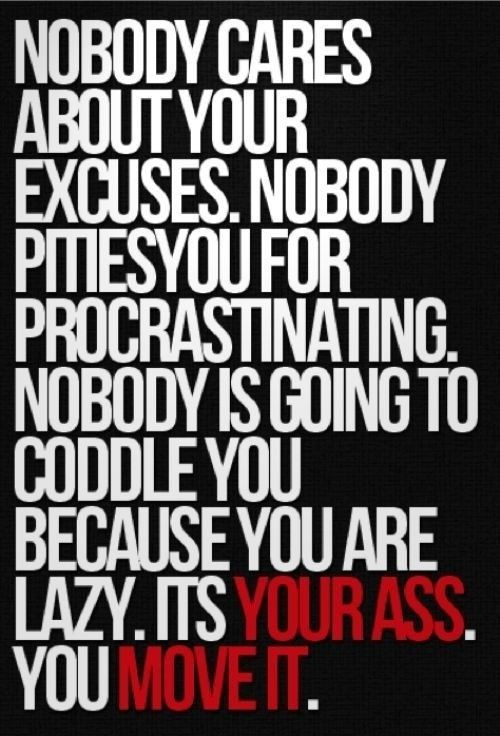 I Hate Lazy People Quotes