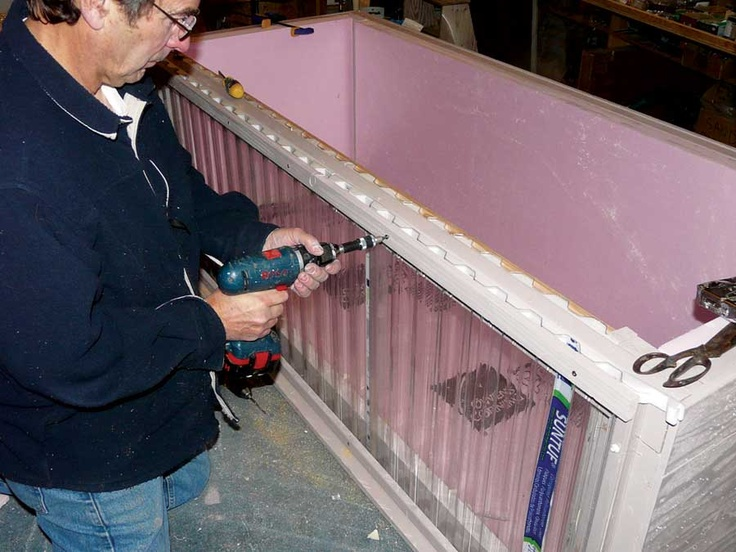 Diy Insulated Water Trough Horse Life Pinterest