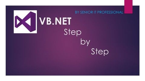 Learn from scratch How to Develop General and Data Entry Applications Yourself in VB.Net