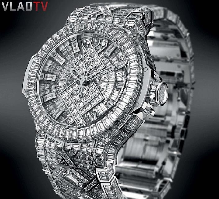 Beyonce Drops Racks For Jay-Z's Birthday, Buys Him $5,000,000 Watch