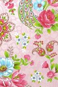PiP Flowers in the Mix Pink wallpaper | PiP Studio ©