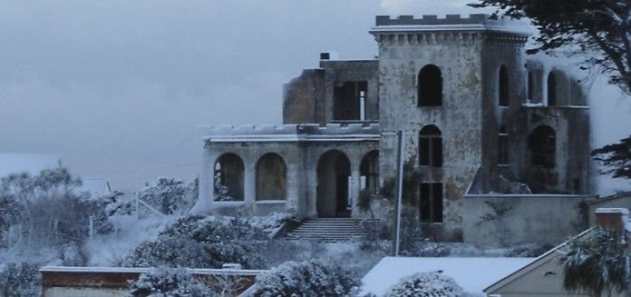 Saving Cargill's Castle | MiNDFOOD It's the stuff of fairy tales. Castle ruins crumbling on the cliff top of St Clair, Dunedin where once balls, and even a wedding, were held.