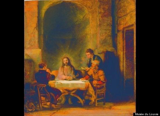 Rembrandt And The Jewish Jesus (PHOTOS)