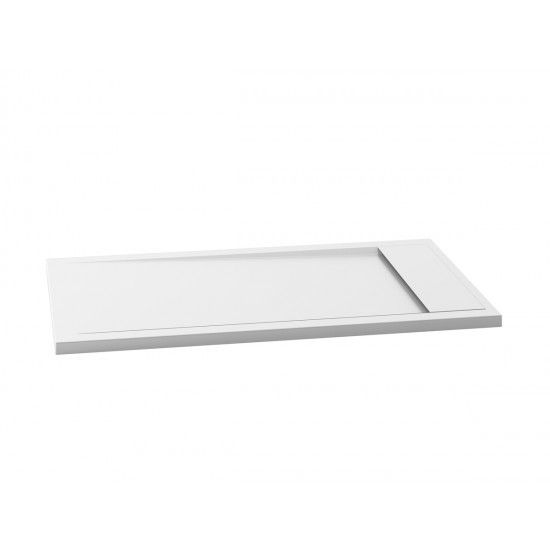 "Kalia OPURE Rectangular acrylic shower base 60"" X 36"" X 1½"""