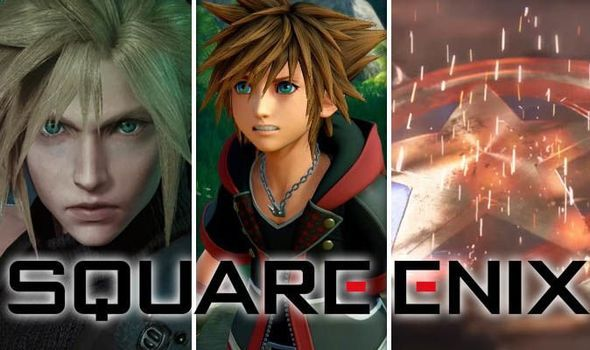 Square Enix News Final Fantasy 7 Remake Kingdom Hearts 3 Switch Avengers Game Avengers Games Final Fantasy Kingdom Hearts