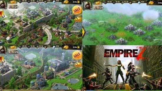 AdiccionWeb: Top juegos de estrategia militar: Empire Z