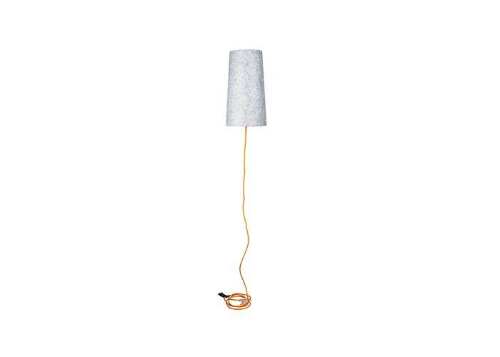 By Sandenholt Hooverlight lampe Tinga Tango Designbutik - Interiørbutik - Interior - Brugskunst - Design - Kunst - Webshop - Billig fragt - illustrationer - porcelæn - keramik - Grey - Grå - Tinga Tango Designshop. Interior Shop - Interior - Boutique - Design - Art - Webshop - Cheap Shipping