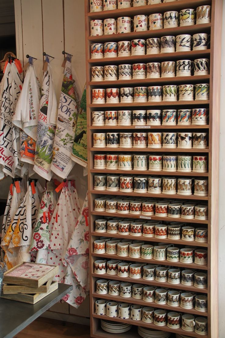 Emma Bridgewater mugs and teatowels coffee mugs & tea mugs www.byhedges.nl