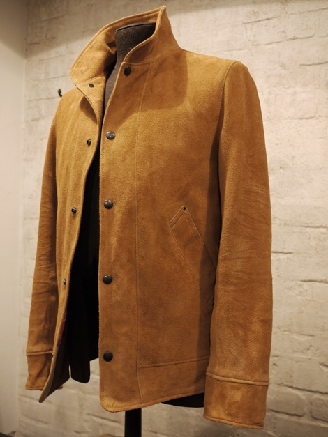 26 best SUEDE images on Pinterest | Suede jacket, Menswear and ...