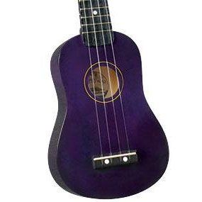 Amazon.com: Diamond Head DU-108 Rainbow Soprano Ukulele - Purple: DM-Diamond Head: Musical Instruments
