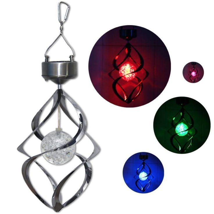 1000 id es sur le th me lampe solaire jardin sur pinterest luminaire exteri - Lampe couleur changeante ...