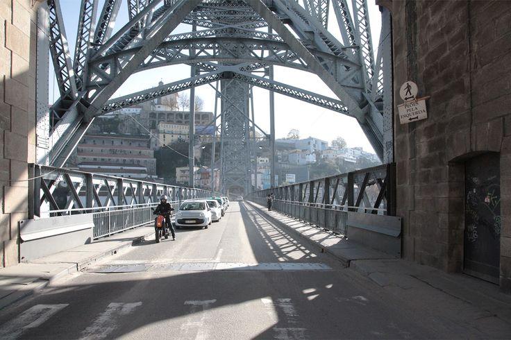 #noticia #transito #porto Obras na Ponte D. Luís I para breve. http://www.porto.pt/noticias/estradas-de-portugal-prepara-obras-na-ponte-luiz-i