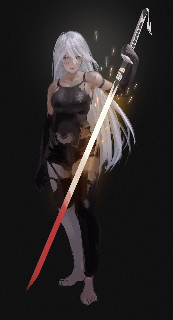 NieR: Automata has developed quite the fan art following already *Keep it SFW* - Page 4 - NeoGAF
