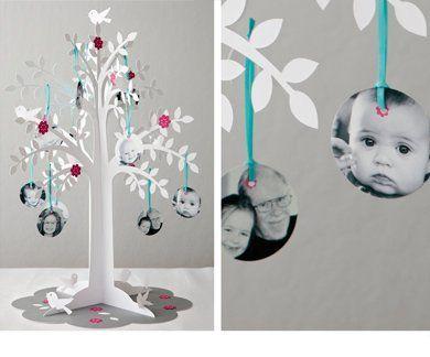 arbre voeux en carton hello hanna les mots sont des cadeaux marie ben pinterest. Black Bedroom Furniture Sets. Home Design Ideas