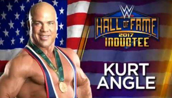 Kurt Angle On Which Current WWE Stars He Wants To Work With