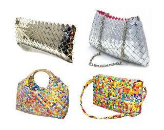 <h1>Carteras o bolsos de papel metalizado (caramelos o snacks)</h1> : VCTRY's BLOG