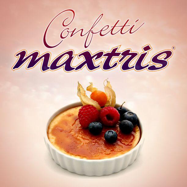 #confettimaxtris #confetti #maxtris #cremacatalana