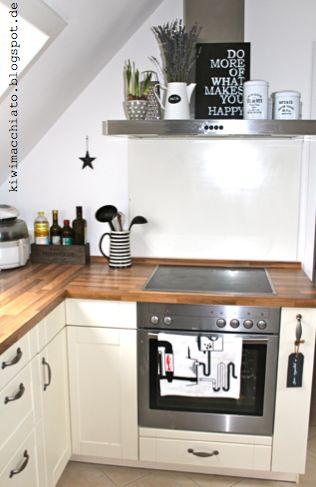 17 best kitchen inspiration images on Pinterest Kitchen, Kitchen - küche in dachschräge