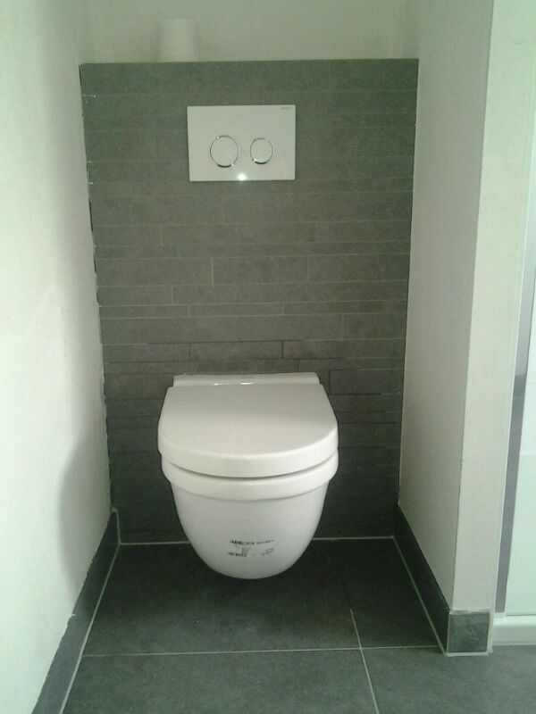 17 beste afbeeldingen over inspiratie wc op pinterest toiletten kleine toiletruimte en nep for Idee betegelde toiletruimte