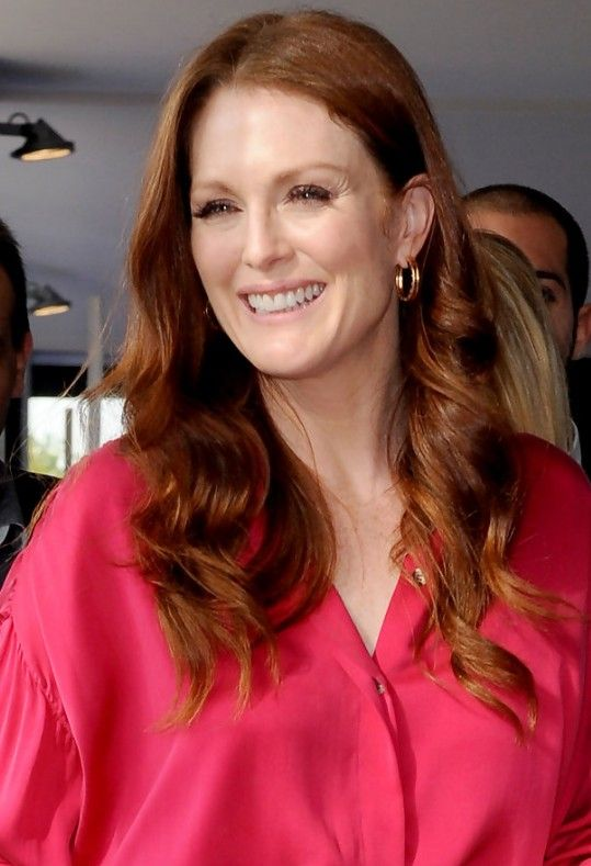 Long Hairstyles, 50 Hairstylesforwomenover50, Long Red, Over 50