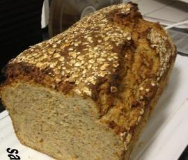 Rezept Vollkornbrot saftig & saulecker von hakief - Rezept der Kategorie Brot & Brötchen