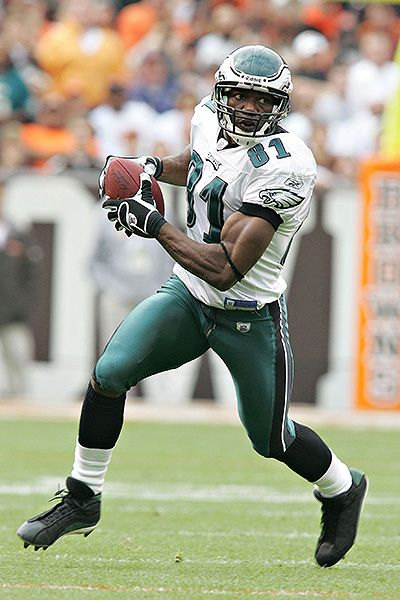 Terrell Owens   81 Philadelphia Eagles WR College Chattanooga ... c70c69f32