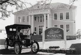 Visit the Stanley Museum in Kingfield
