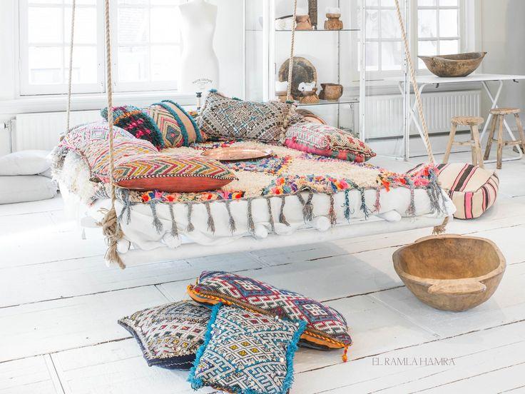 Berber pillows