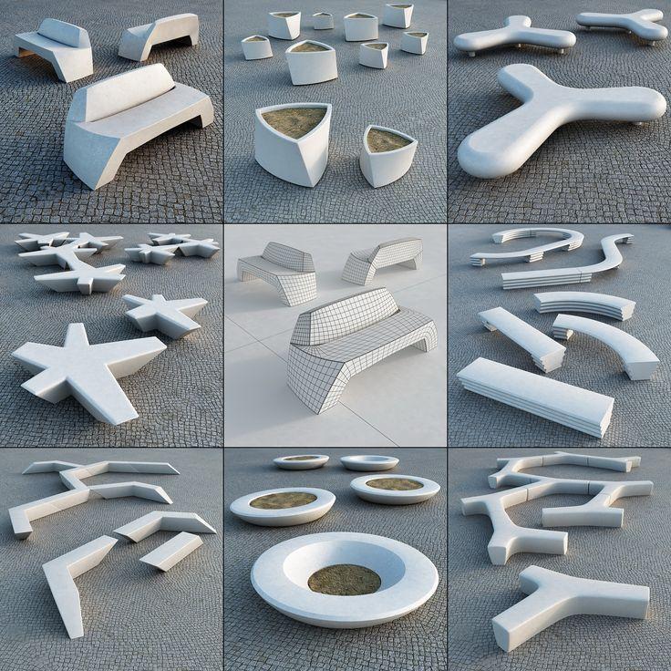 urban furniture - Recherche Google