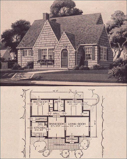 64 best old house designs images on Pinterest Vintage homes