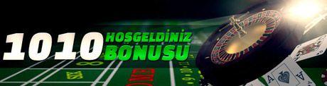 Odeonbet 1010€ Casino Bonusu Veriyor