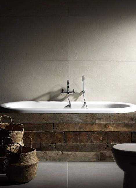 wooden covering and bathtub enclosure design ideas