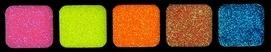 NYX Glitter Cream Palette: GCP02 Eden: NYX Paradise Glitter Palette: Cream Glitter: NYX Eden Glitter Set: NYX Cosmetics