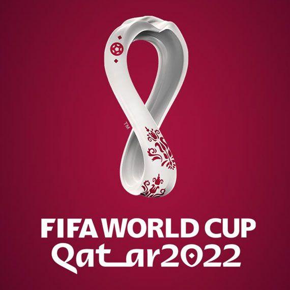 Qatar Unveils 2022 Fifa World Cup Logo Globally Roadto2022 Worldcup Doha Qatar Seeyouin2022 Qatar2022 Fifa2 World Cup Logo 2022 Fifa World Cup Cup Logo