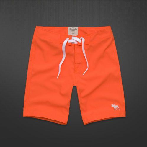 Abercrombie  Mens Bushnell Falls Swim Shorts