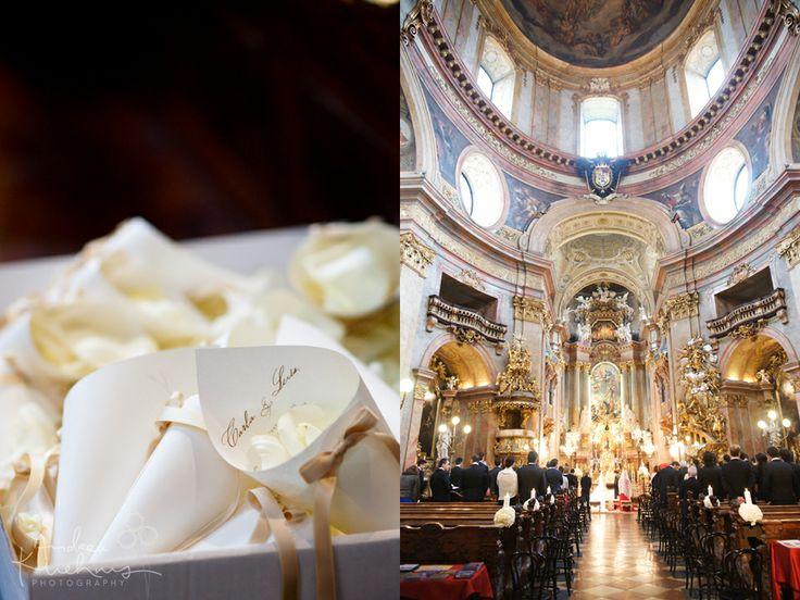 Amazing wedding in Vienna