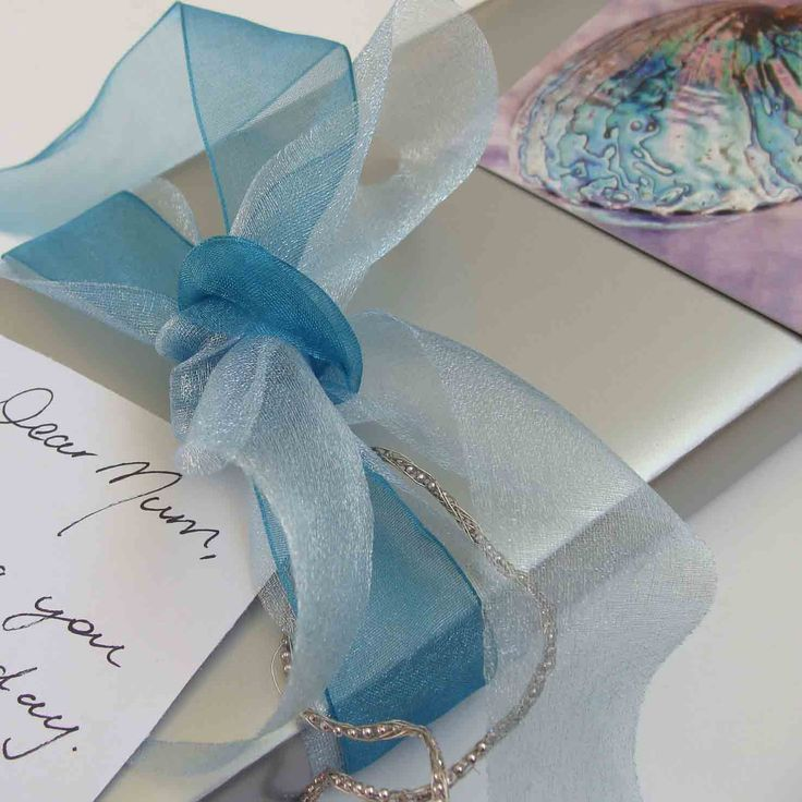 The personal touches make a gift special...