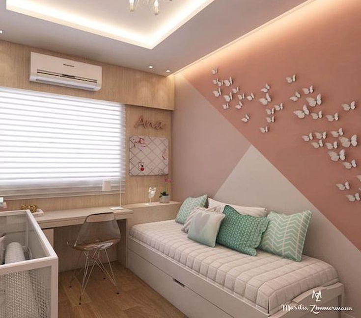 Schöne 33 besten geometrischen Wandkunst Paint Design-Ideen Quelle: 33decor.com / …