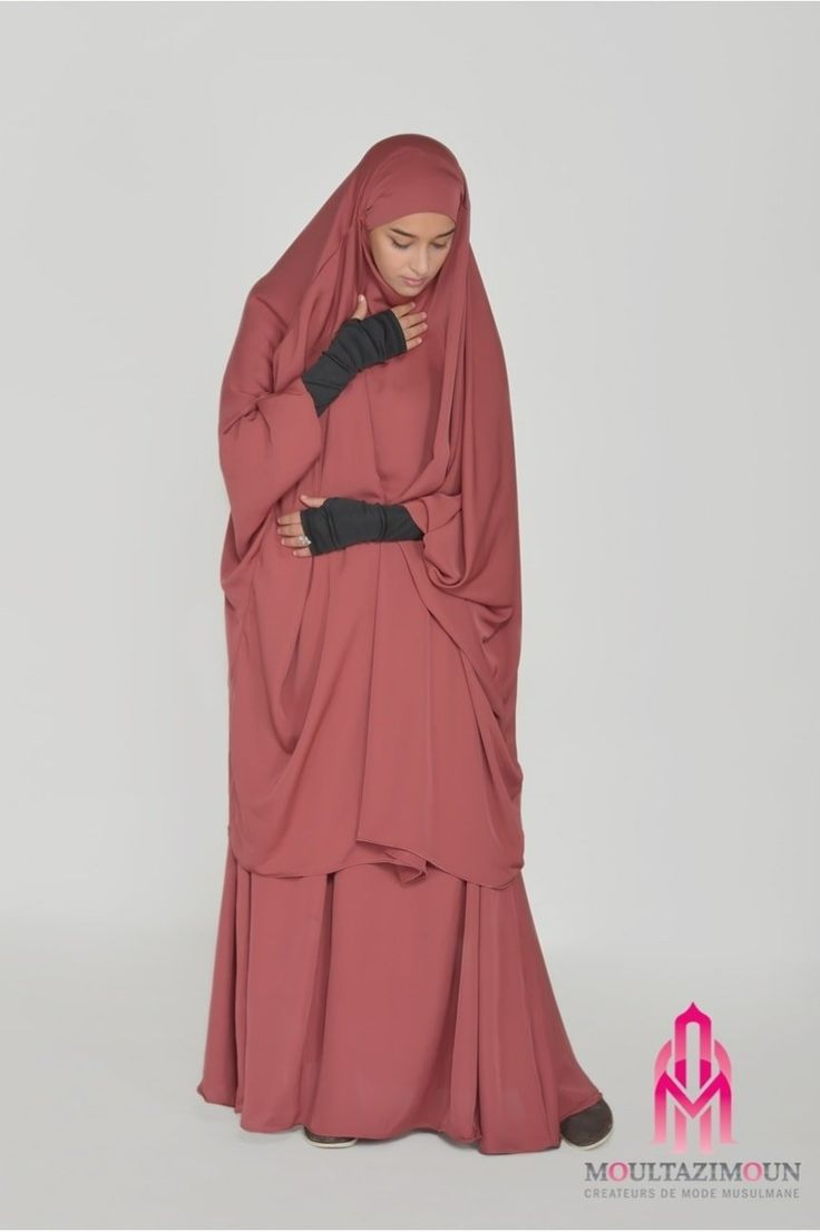 Jilbab Makkah 2 Nida