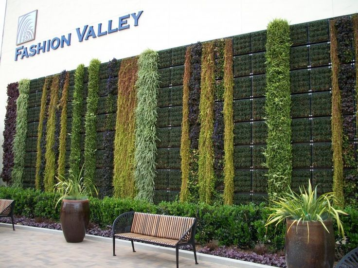 Green wall projects people products hermosos for Pinterest jardines verticales