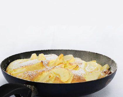 Soufflé di Schmarren alle mele - VI.P Mele Val Venosta - Alto Adige