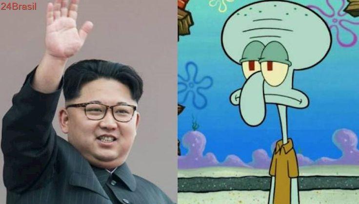 Google Tradutor associa líder da Coreia do Norte a personagem de 'Bob Esponja'
