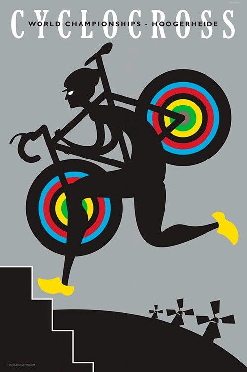 Cyclocross poster